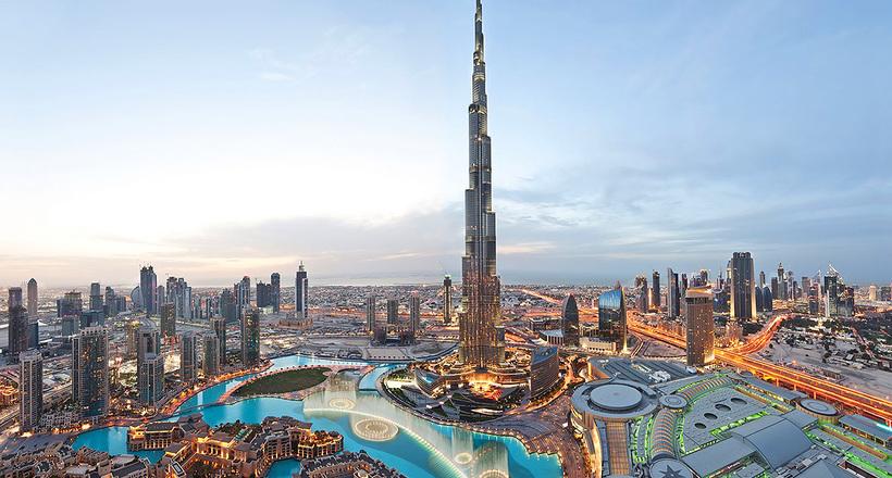 Путешествие в Объединенные Арабские Эмираты