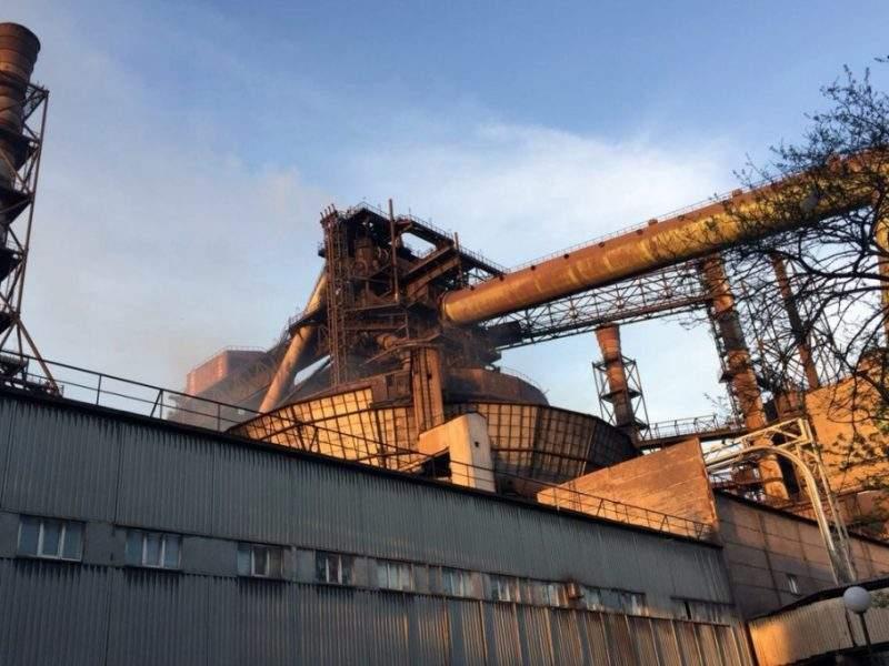В Кривом Рогу на металлургическом комбинате погиб верхолаз-маляр