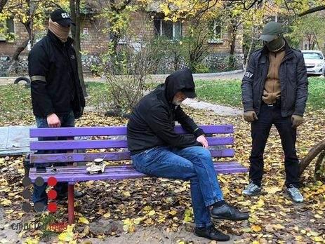 В столице задержали бывшего главу Апелляционного суда Крыма (фото)