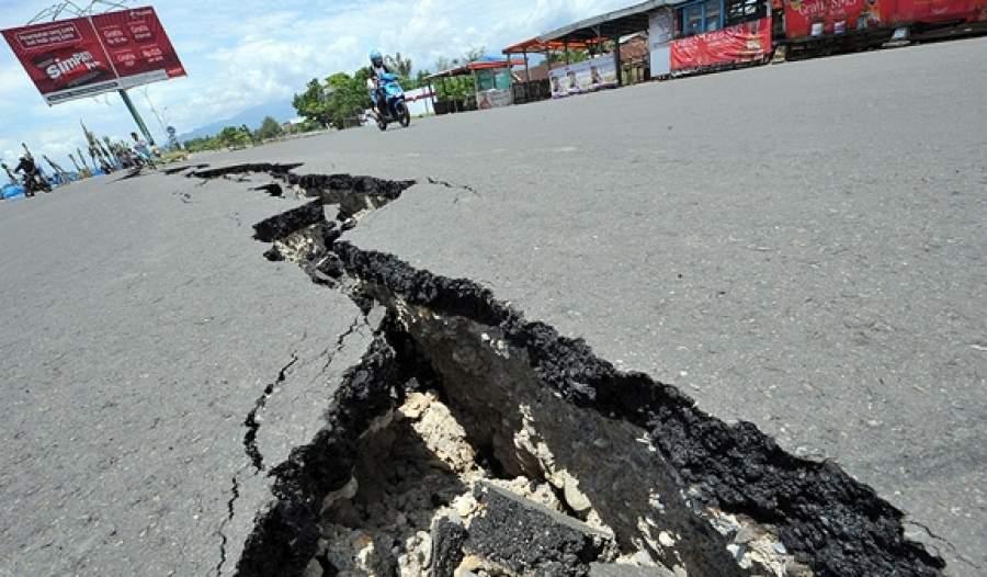 В Индонезии произошло серьёзное землетрясение