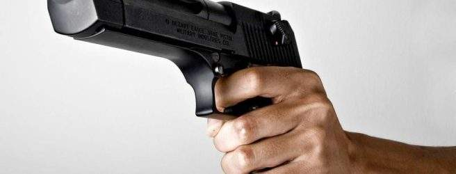 Стрельба в Днепре: Сотрудники полиции пытались задержать преступников