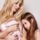Лобода призналась, в честь кого назвала младшую дочь Тильдой