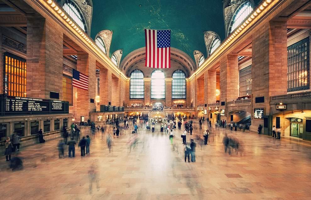 Центральный вокзал Нью-Йорка приобретут за 35 млн. долларов