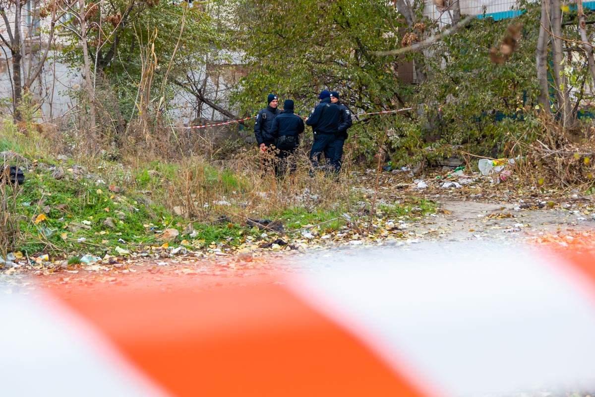 В Днепре обнаружили изуродованное тело мужчины