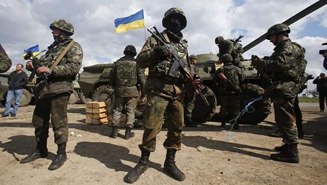 Сутки в ООС: Среди украинских военных есть раненые