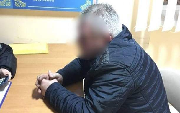 На Волыни побили сотрудника полиции