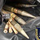 В Одессе военнослужащий незаконно торговал боеприпасами