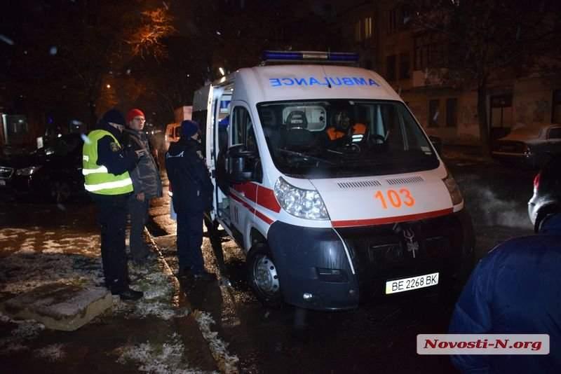 В Николаеве четырехлетний ребёнок оказался под колёсами авто
