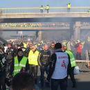 Во Франции из-за повышения цены на бензин состоялись акции протеста. Пострадали 16 человек