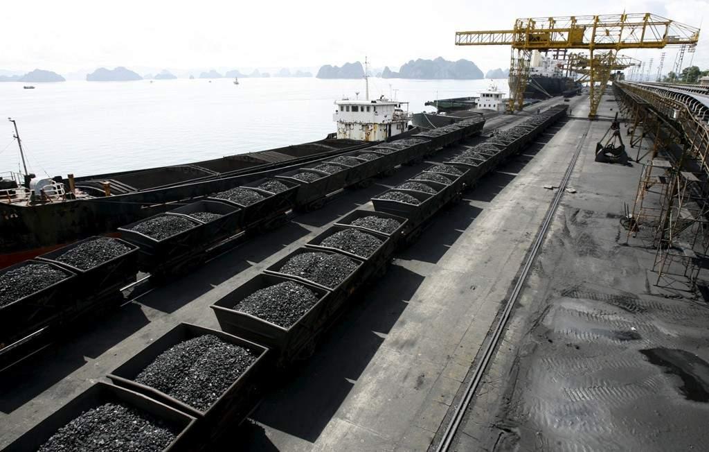 Украина увеличила импорт угля на 2 млрд. долларов