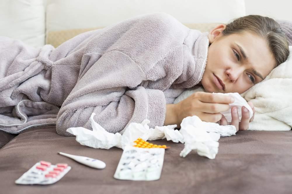 В столице возросло количество больных гриппом на 8,1%