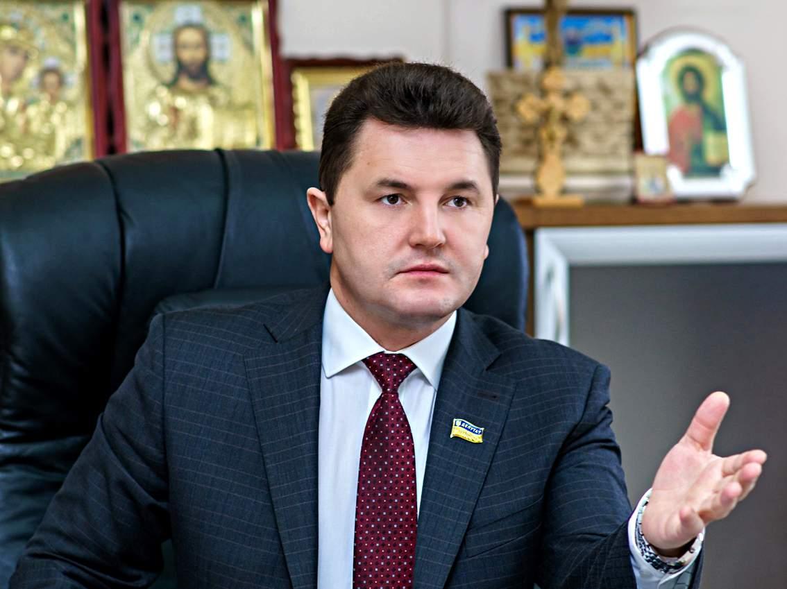 Порошенко назначил главой Черкасской облгосадминистрации политика от БПП Вельбивца