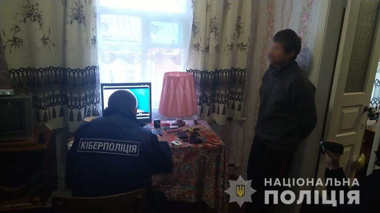 На Киевщине мужчина снимал взрослые фильмы с участием несовершеннолетних дочерей (видео)