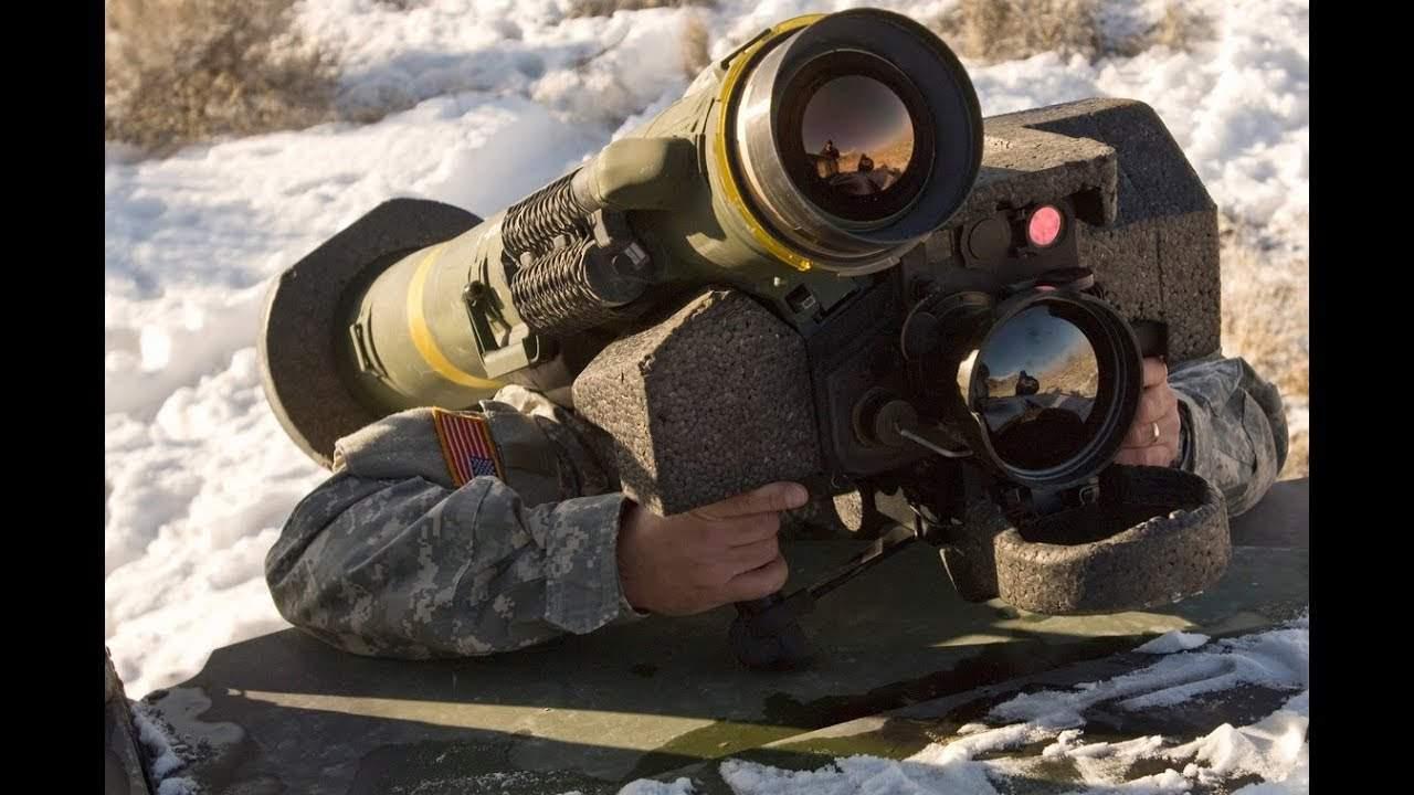 Порошенко вновь дал обещание о ракетных комплексах Javelin
