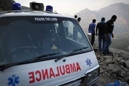 В Индии столкнулись несколько автобусов. Погибли 8 человек