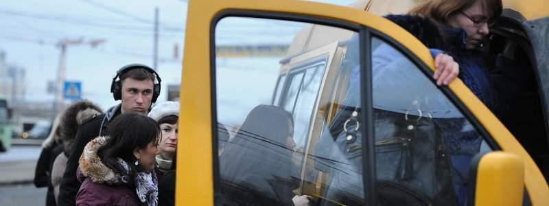 По Днепру колесила маршрутка, водитель которой находился под воздействием наркотиков