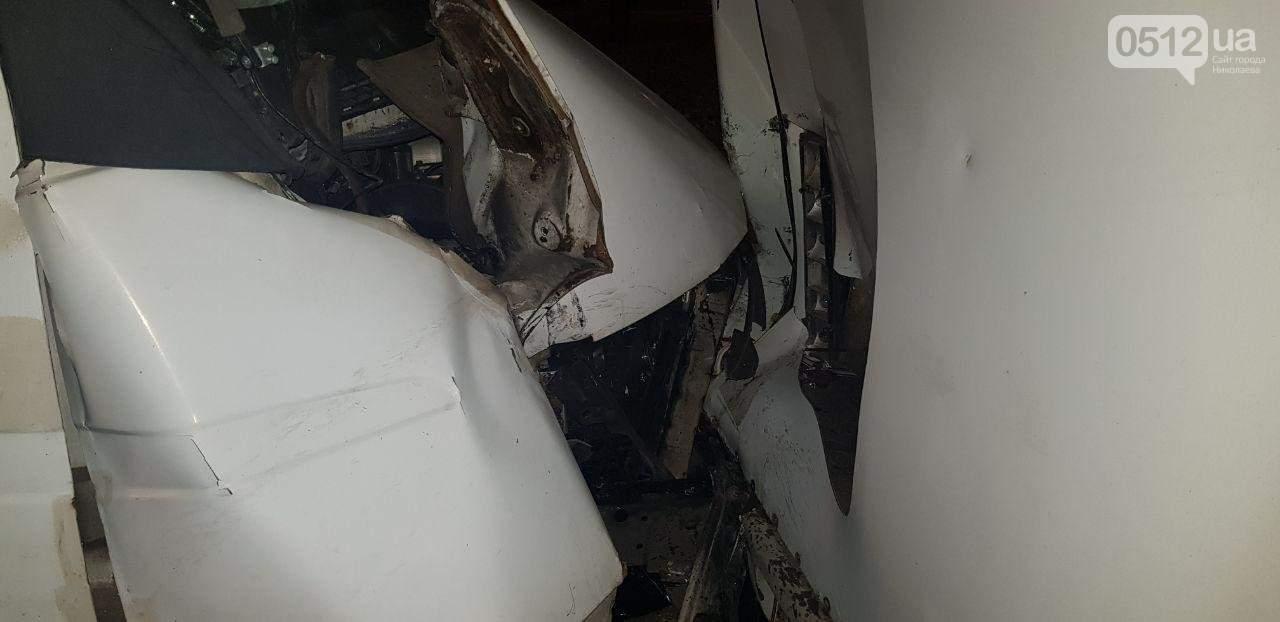 В Николаеве в результате столкновения маршруток пострадали люди