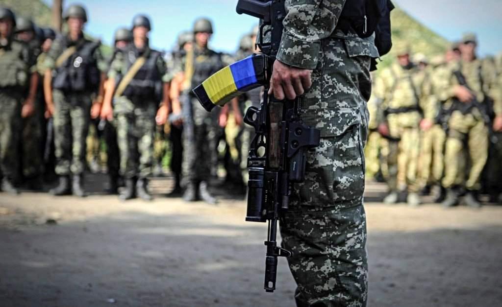 На Донбассе были ранены двое украинских военных