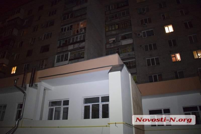 В Николаеве АТОшник совершил суицид