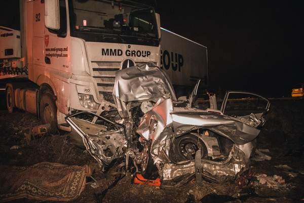На Киевщине произошло кровавое ДТП с погибшими