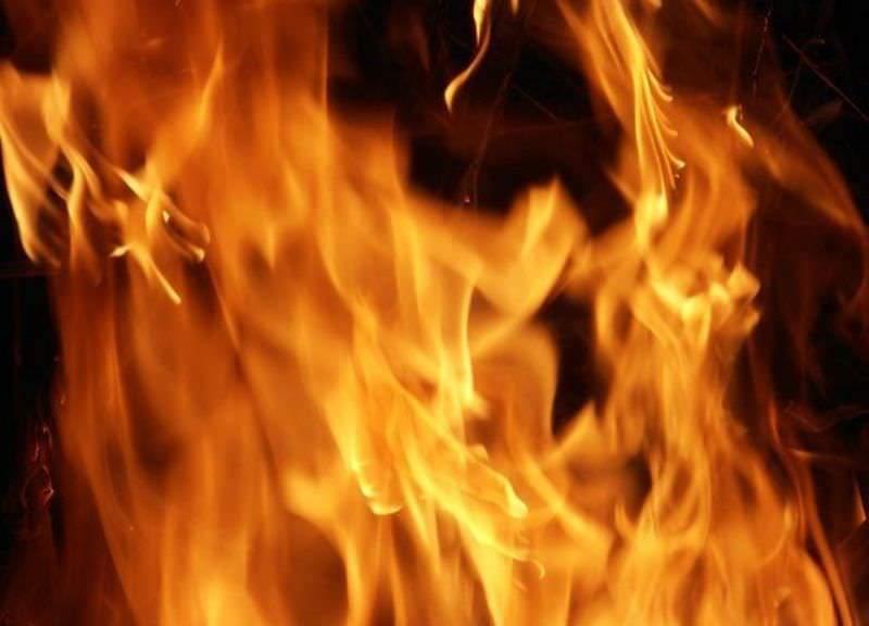 В Одессе произошёл серьёзный пожар