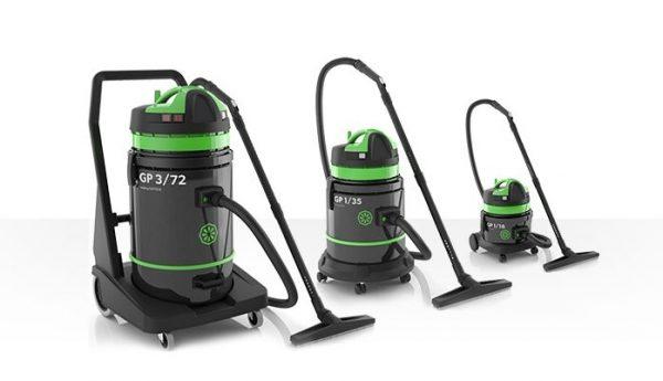 Профессиональные пылесосы для уборки помещений