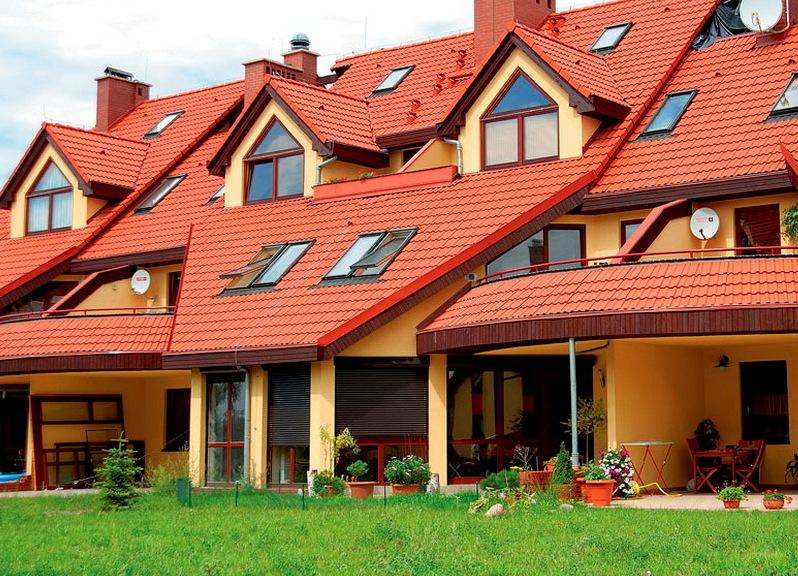 Какой должна быть крыша?