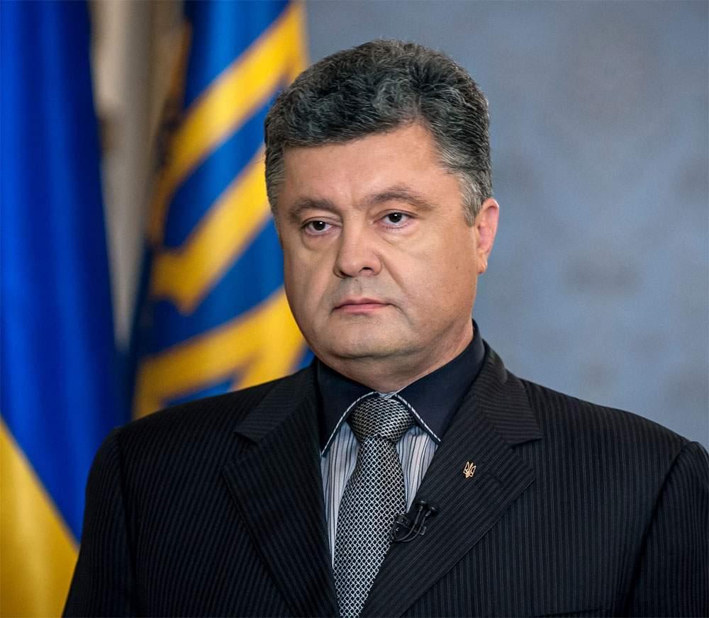 Порошенко заявил, что Украина готова к встрече в