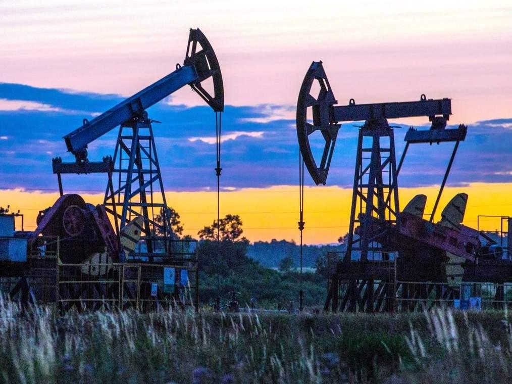 В Украине увеличилась добыча нефти на 5,5%