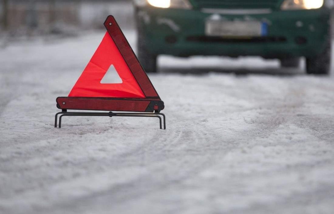 Во Львове иностранец за рулем авто совершил тройное ДТП