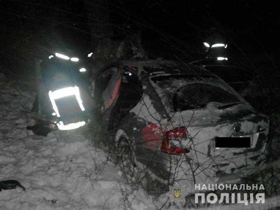 В Николаевской области в результате кровавого ДТП пострадали 6 человек