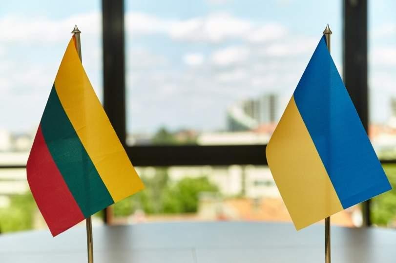 Товарооборот между Украиной и Литвой повысился на 17%