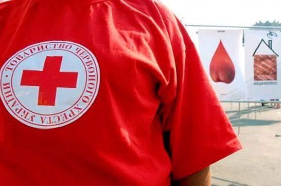В Донецкую область Красный крест направил очиститель воды