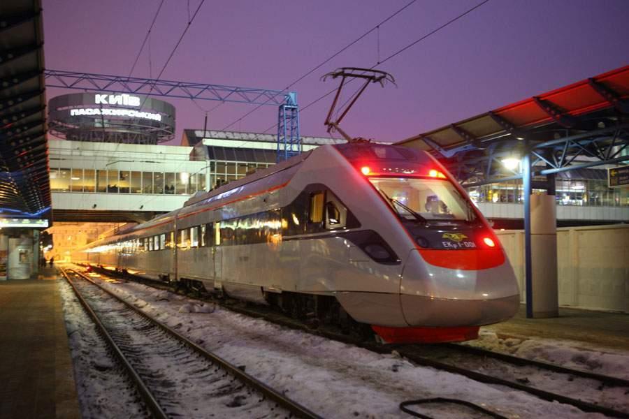 Сегодня «Укрзалізниця» запустит поезд до Будапешта