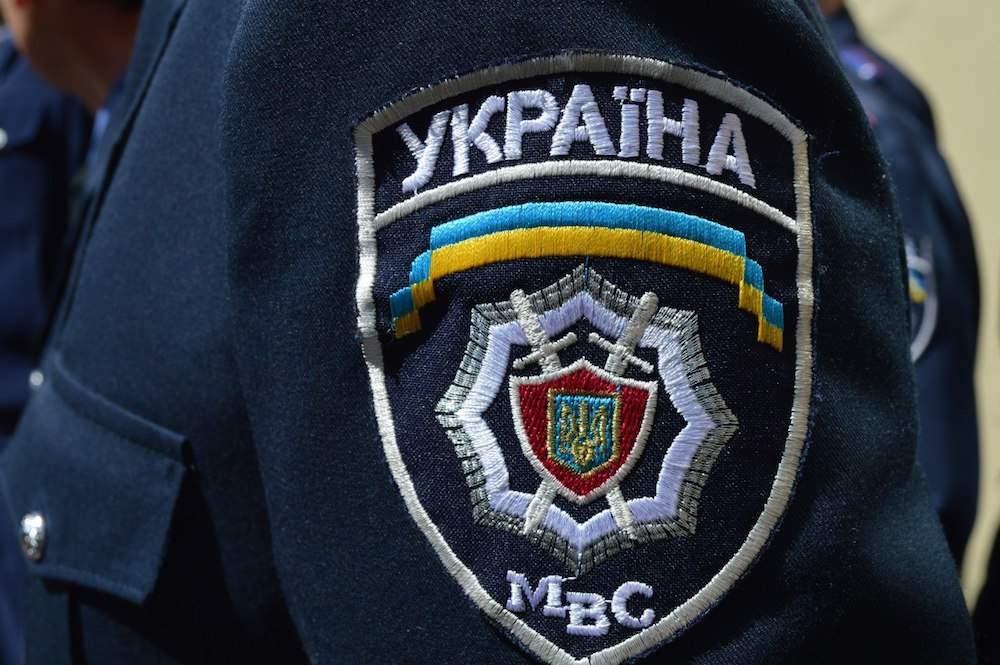 МВД Украины перешли на усиленный вариант несения службы