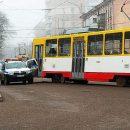 В Одессе произошло ДТП с участием трамвая