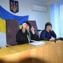 Скандальное заседание суда на Запорожье: Судья показывала
