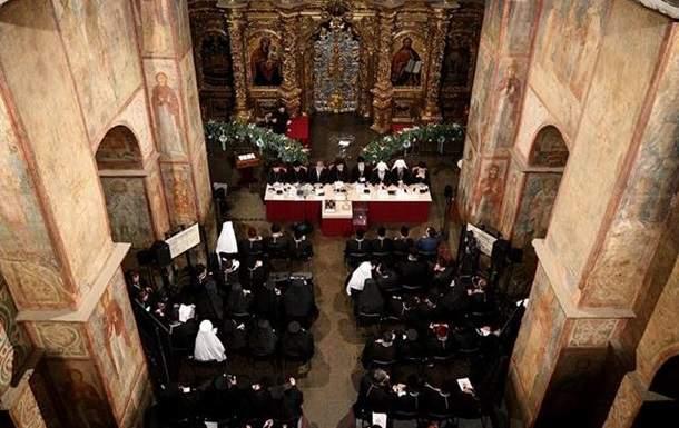 В столице состоялось заседание Объединительного собора