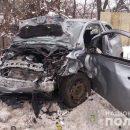 В Житомирской области произошло смертельное ДТП: 3 погибших, 3 пострадавших