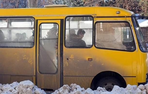 В Запорожье пассажир напал на водителя автобуса