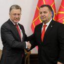 Полторак провел встречу с Куртом Волкером и поблагодарил его за устойчивую позицию США в поддержке Украины