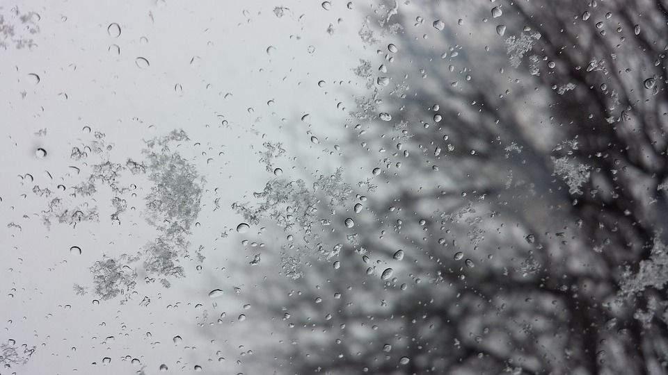 На выходные в Украине ожидается потепление и снег с дождем