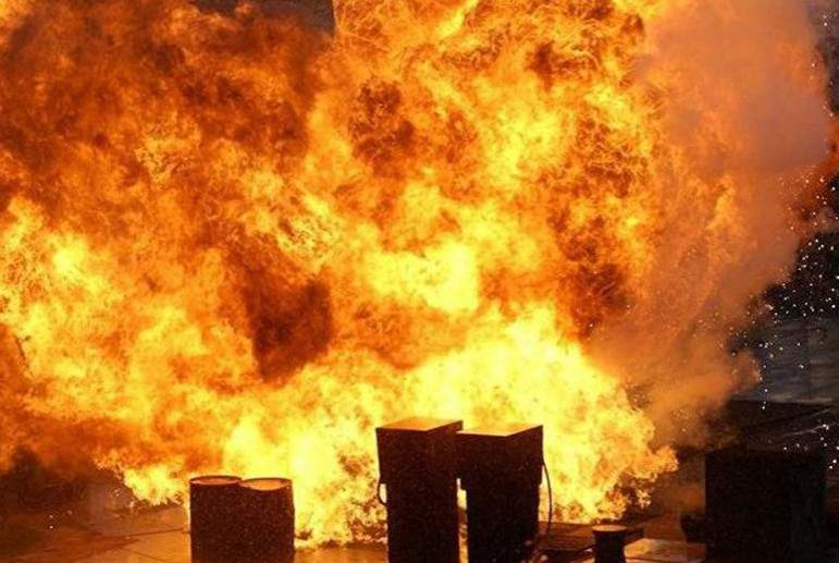 В Ивано-Франковской области произошёл пожар: Вспыхнула гостиница