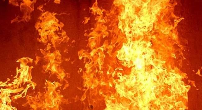 В Днепре произошёл серьёзный пожар: Горело предприятие