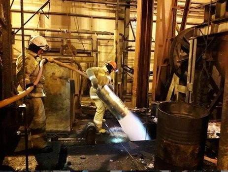 В РФ в результате пожара на шахте погибли 9 человек