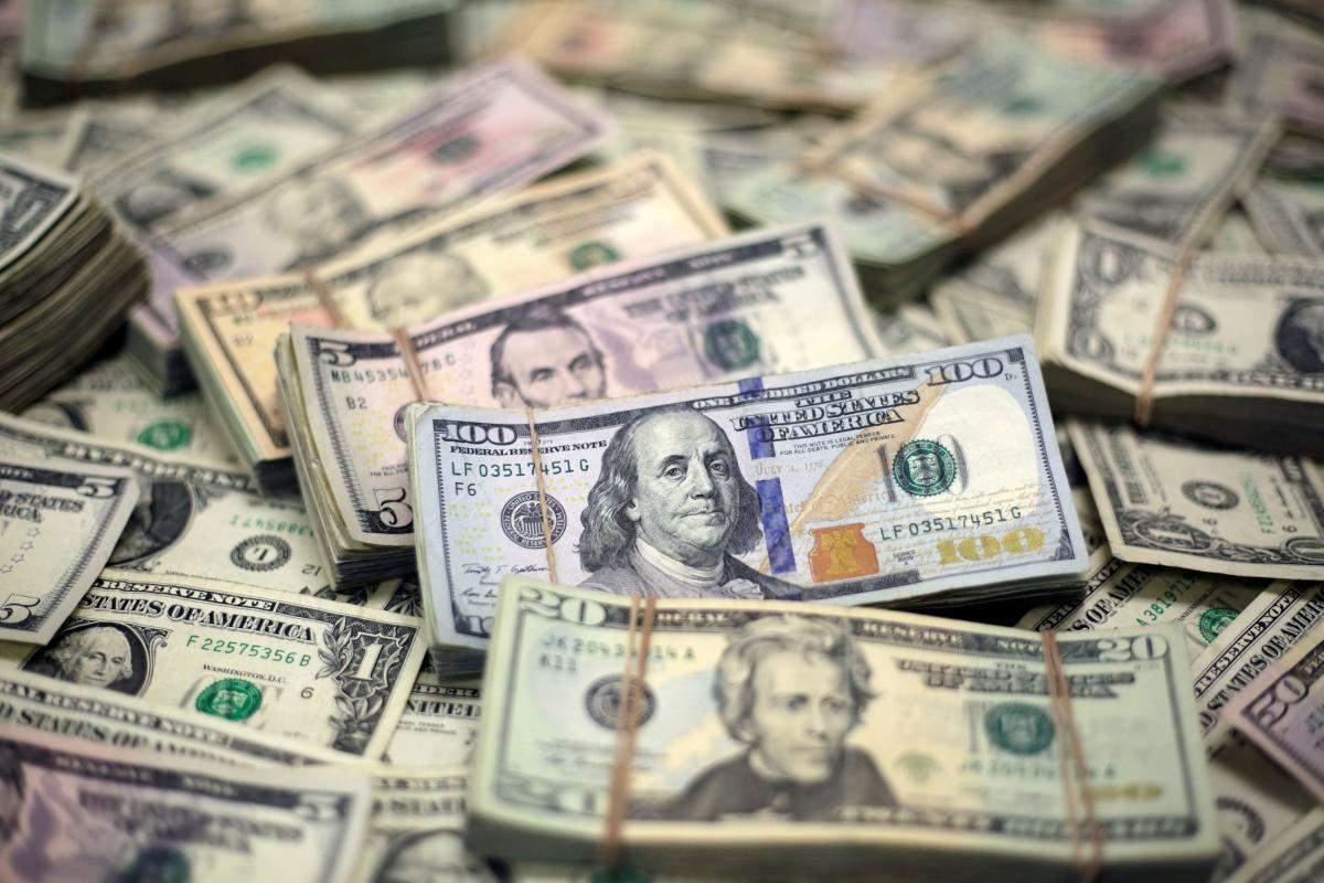 Госдолг Украины вновь вырос и составил 74,76 млрд. долларов