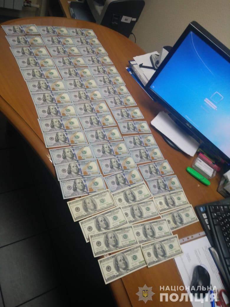 Руководительница банка в Киеве погорела на взятке в почти миллион долларов (фото)