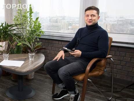Зеленский считает, что нельзя преследовать украинцев, которые не говорят на украинском языке