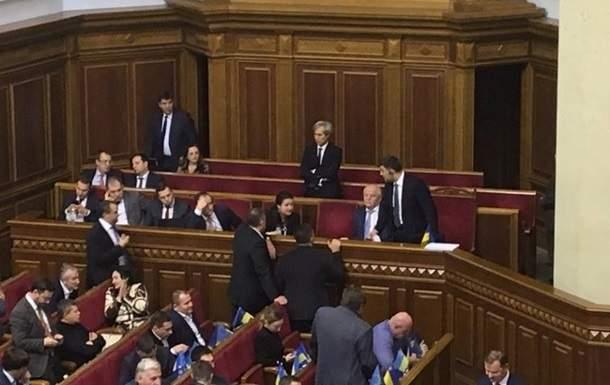 Депутаты намерены жаловаться президенту на Гройсмана, который их обманул
