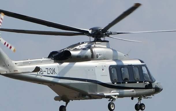 В ОАЭ рухнул вертолёт. Есть погибшие